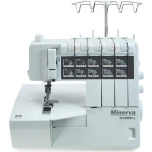 Коверлок Minerva М4000CL