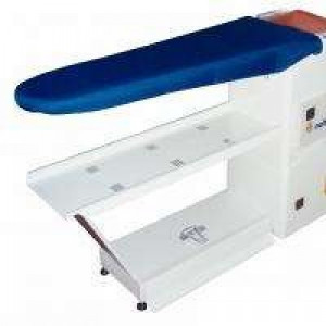 Malkan UP401K Консольный гладильный стол с вакуумом без нагревательного элемента