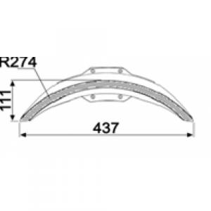 Подушка К-412