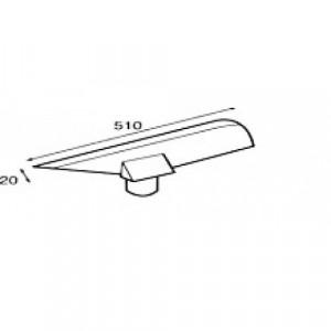 Подушка SR40 (SR48, SR50)