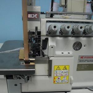 4-ниточный оверлок для сшивания экстра тяжелых материалов Pegasus EX5214H-55
