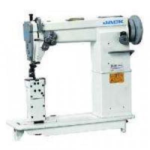 1-игольная колонковая промышленная швейная машина Jack JK-68810
