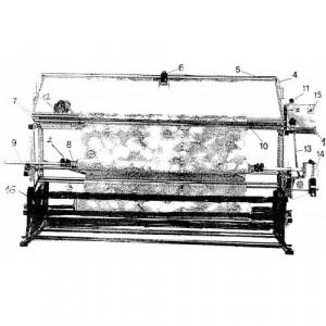 Мерильно-браковочная машина Rexel РР-1 Super предназначена для проверки качества, перемотки и перемерки материала.