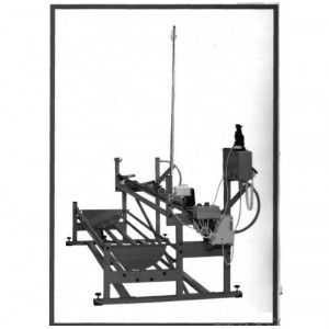 Перемоточная машина Rexel РР-2 служит для промерки/перемотки ткани