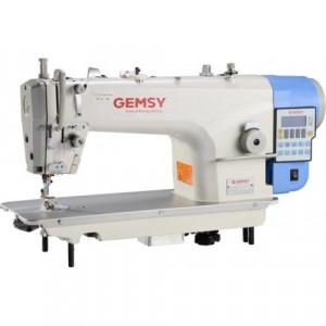Gemsy GEM8951D-Y промышленная одноигольная прямострочная швейная машина