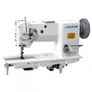 Jack JK-5742-3 Двухигольная промышленная швейная машина без отключения игл