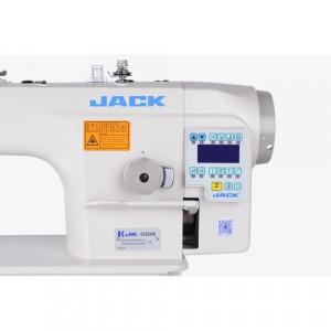 Jack JK-5559WE прямострочная машина с обрезкой края изделия, встроенным сервоприводом и автоматикой