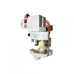 Пневматический пресс 3х позиционный для установки металлофурнитуры Juck JK-03-100
