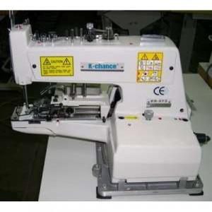 K-Chance KB-373 пуговичная швейная машина цепного стежка