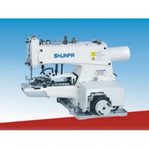 Shunfa SF373-TY пуговичный полуавтомат с прямым приводом