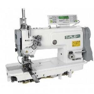 Siruba T828-42-127KL/C Двухигольная прямострочная машина для выполнения кармана