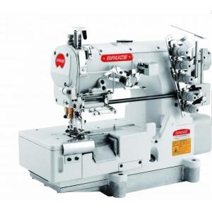 Bruce BRC-562ADII-05CB промышленная распошивальная машина со встроенным приводом, боковым ножом, для вшивания резинки