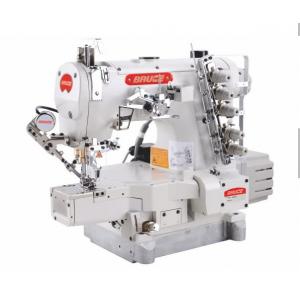 Bruce BRC-664DII-01GB/UT промышленная распошивальная машина со встроенным приводом и автоматикой, цилиндрическая платформа