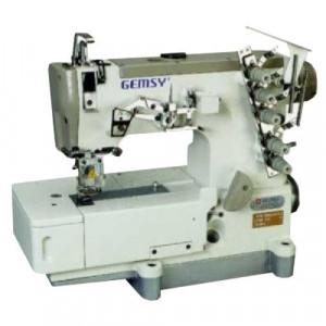 Gemsy GEM 1500B-01/6,4 промышленная распошивальная машина с плоской платформой