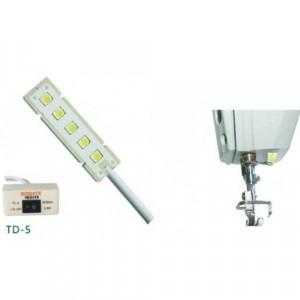 Boshite (Zoje) TD-5 LED-светильник на магните для швейной машины