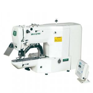 Электронная закрепочная швейная машина с полем шитья 40*60 мм Zoje ZJ1900DSS-0604