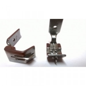 212-12K Лапка для отделочной строчки на двухигольную машину