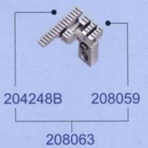 Двигатель ткани 208059 Pegasus