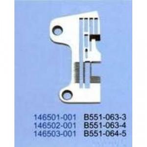 Игольная пластина 146503-0-01 Brother