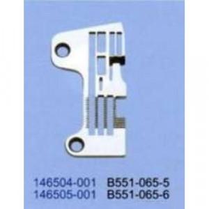 Игольная пластина 146505-0-01 Brother