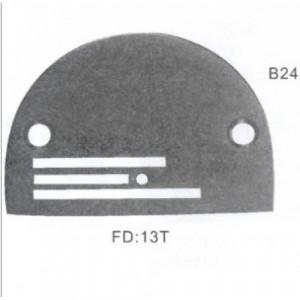 Игольная пластина B24 Ø 2,4 мм Универсальная