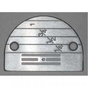 Игольная пластина E16 Ø 1,6 мм Универсальная
