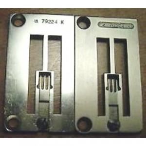 Игольная пластина 79224K Union Special