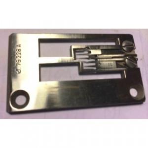 Игольная пластина 79228A Union Special