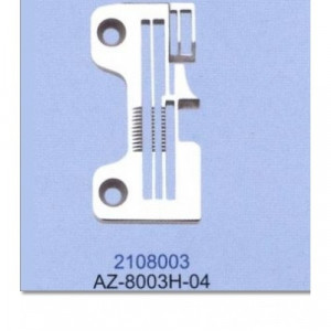 Игольная пластина 2108003 Yamato