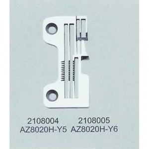 Игольная пластина 2108005 Yamato
