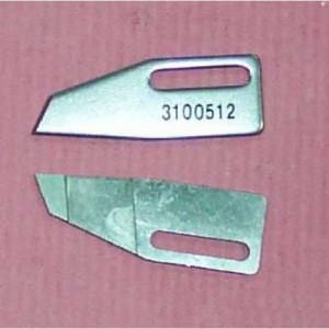 Нож неподвижный 3100512 Yamato
