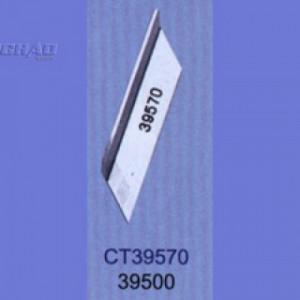 Нож верхний победитовый CT39570 Union Special