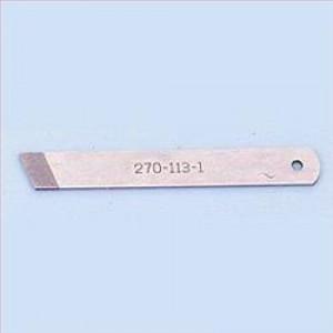 Нож нижний 270-113/1 (202146-0-10) Rimoldi