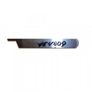 164809 Нож верхний победитовый на оверлок 51 класса