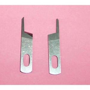 Нож верхний победитовый 124-45508 Juki