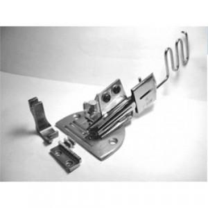 Окантователь в 4 сложения для косой бейки с регулировкой наклона подачи бейки K10