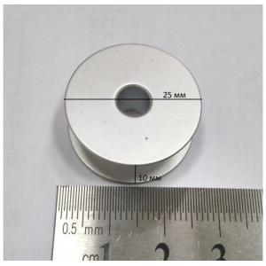 Шпулька алюминиевая увеличенная G302